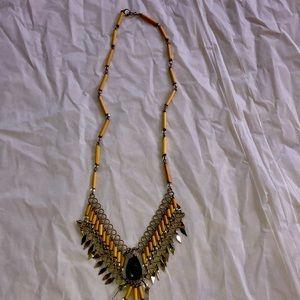 Boho Handmade Native American necklace